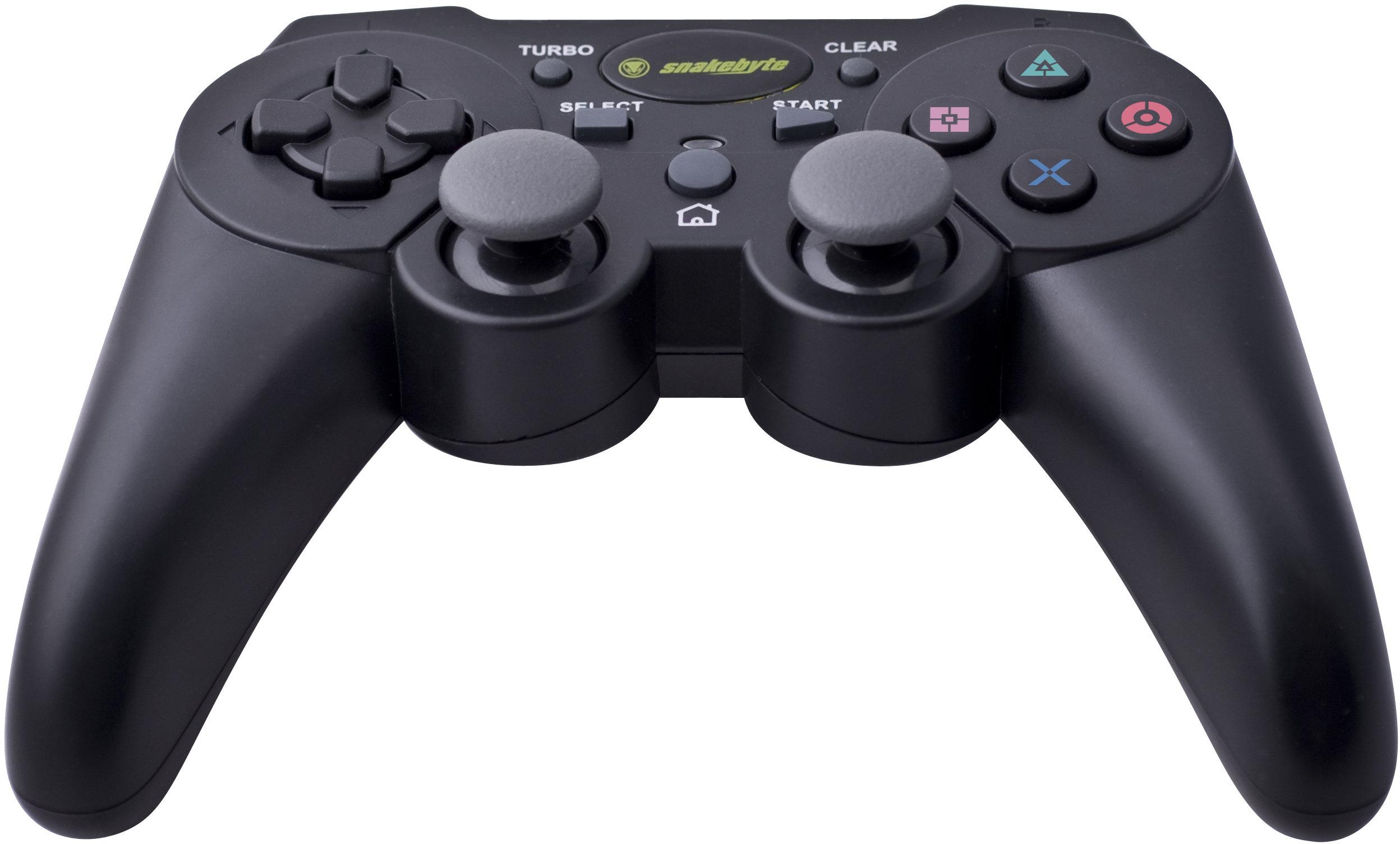 Snakebyte Wireless Controller (PS3): Amazon.co.uk: PC