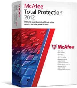McAfee Total Protection 2012 – digitale Sicherheit