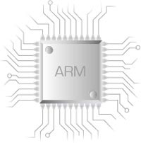 32 bit ARM processor