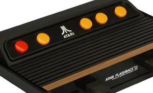 Design based on original Atari 2600