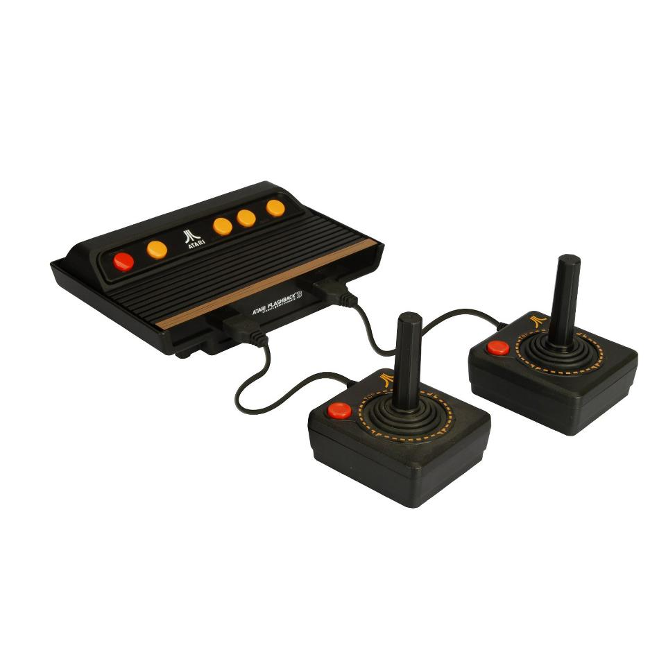 Atari flashback 3 console pc video games - Atari flashback 3 classic game console ...