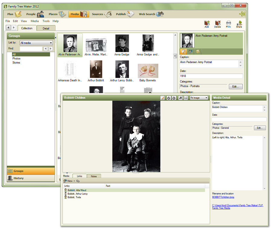 download family tree maker 2011 deluxe free