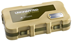 Thrustmaster Uncharted Shock Resistant Case for PS Vita