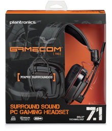 Surround Sound PC Gaming Headset