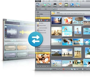 MAGIX Audio Cleaning Lab MX Photo Manager