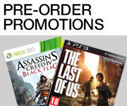 Pre-Order Promotion