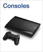 PS3 Consoles