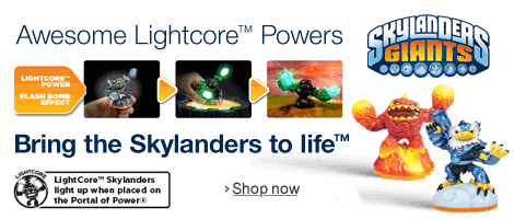 Skylanders Giants Lightcore