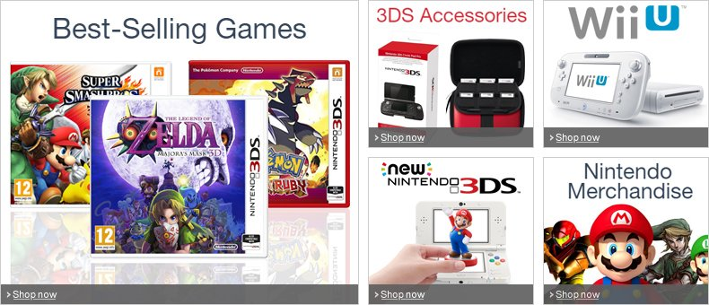 Wii U Offers