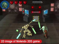 LEGO Star Wars III: The Clone Wars for 3DS screen one