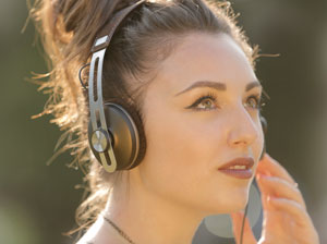 Sennheiser MOMENTUM On-Ear Headphones (Just choose your favourite colour)