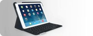 Logitech Ultra-Thin Keyboard Folio for iPad Air
