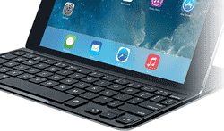 Logitech Ultra-Thin Keyboard Cover for iPad Air 1