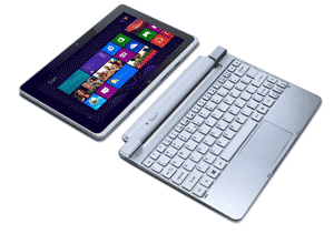 Acer Iconia W510 10.1-inch Tablet with Keyboard