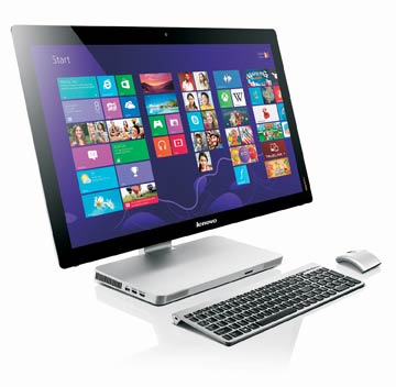 Lenovo A530 slim all-in-one PC