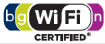 Wi-Fi-certified connectivity