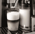 Adjustable coffee dispenser