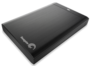 Seagate Backup Plus - Black