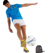 Accurately measure your football speed
