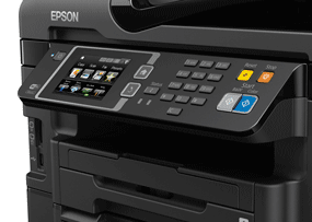 Epson WorkForce WF-3640DTWF A4 4-in-1 Business Printer