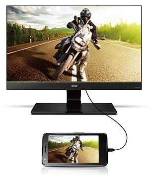 BenQ EW2440L Monitor