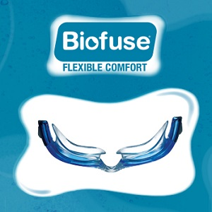 Introducing Speedo Biofuse, the most comfortable goggles made with super-soft materials