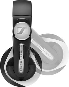 IHD 335s Universal 'Over-The-Ear' Wired Headset for Smartphones