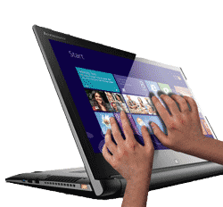 10-point multi-touch
