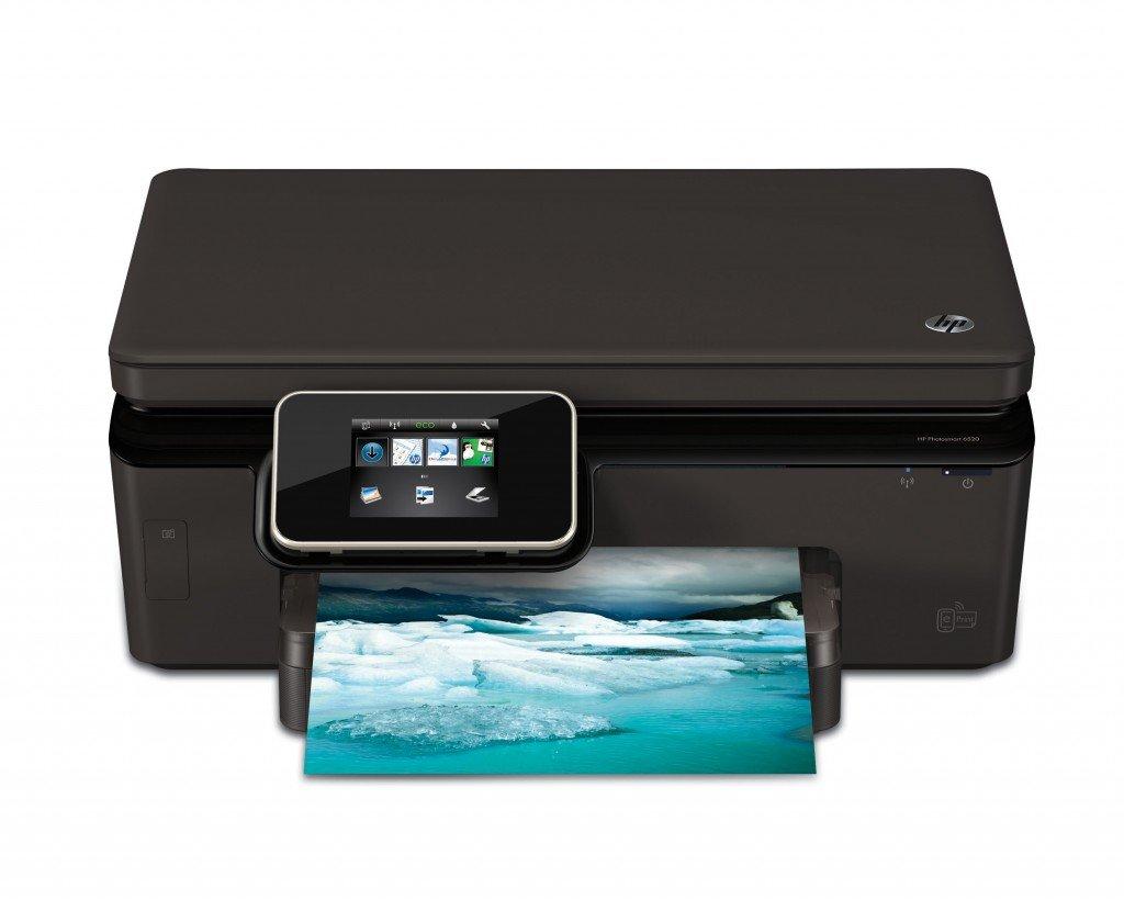 hp photosmart 6520 all in one inkjet printer wifi eprint wireless ebay. Black Bedroom Furniture Sets. Home Design Ideas