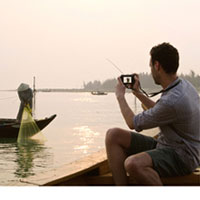 Capture light and detail with a 20.4MP sensor