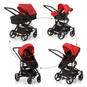 hauck Colt All-in-One Travel System