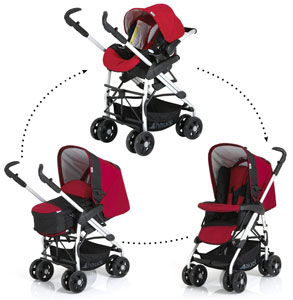 Eagle Soft Trio Set Travel System