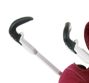 Adjustable handlebars