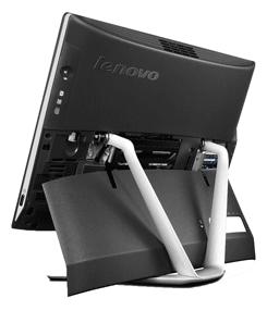 Lenovo C470 all-in-one desktop