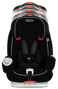 Graco Nautilus Elite Group 1/2/3 Car Seat