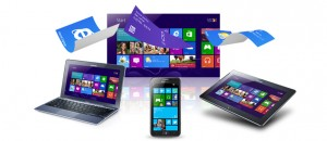 Windows RT operating system (Windows 8 Tablet)