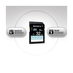 Sony SF2N 2GB SD Memory Card