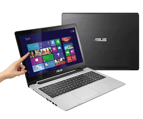 Asus S500CA 15.6-inch Notebook