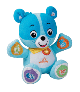 Cody the Smart Cub can read your baby