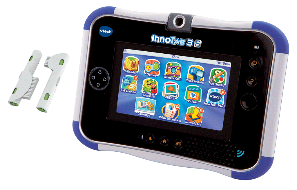 New sealed vtech innotab 3s with rechargeable battery pack for Bureau 3 en 1 vtech