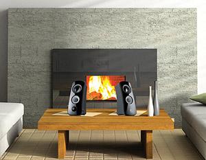 Logitech Z323 2.1 PC speaker system