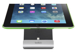 Belkin Express Dock for iPad Product Shot