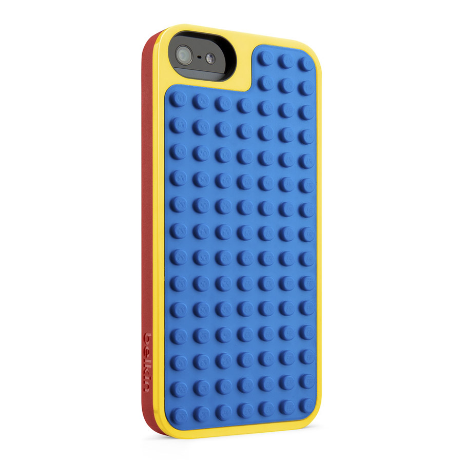 Belkin LEGO Builder Case for iPhone 5 and 5s - Purple: Amazon.co.uk ...