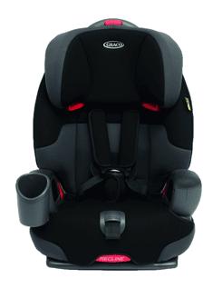 Graco Nautilus Group 1/2/3 Car Seat