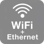 Wi-Fi and Ethernet feature
