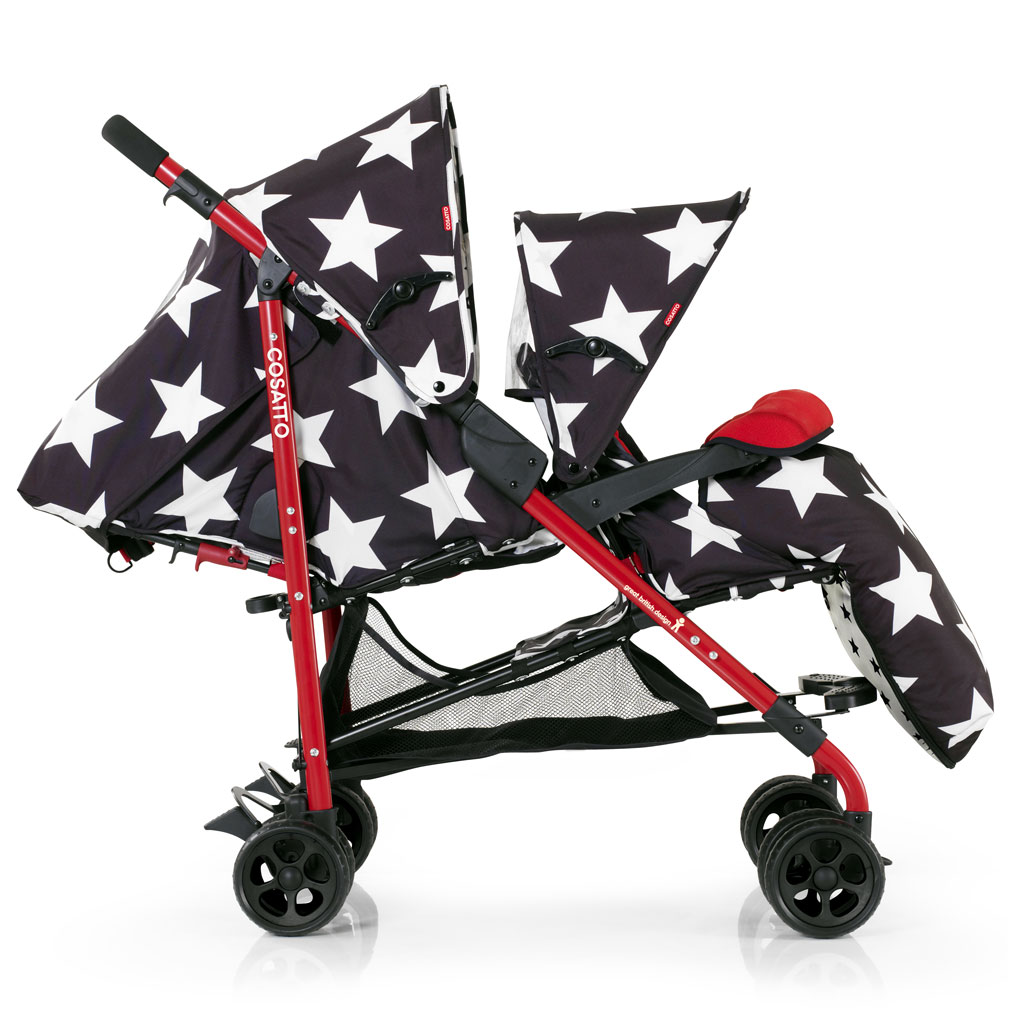 Cosatto Shuffle Tandem Pushchair All Star 2014 Range