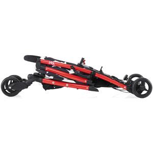 Yo! stroller folded