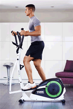 York Active 120 Cross Trainer