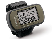 Garmin Foretrex 401: Easy-to-view location data <