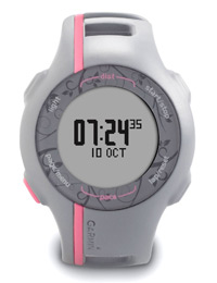 Forerunner 110: Wear as a watch<